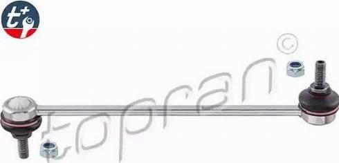 Topran 104 408 - Тяга / стойка, стабилизатор car-mod.com