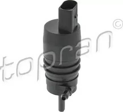 Topran 107 818 - Водяной насос, система очистки окон car-mod.com