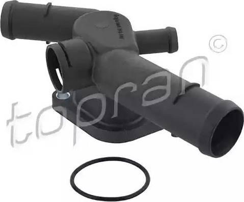 Topran 108 197 - Фланец охлаждающей жидкости car-mod.com