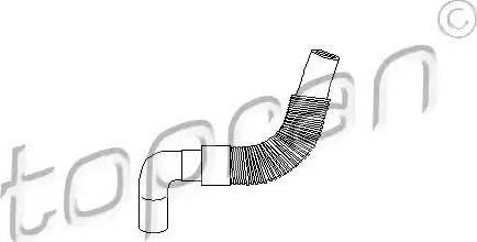 Topran 108309 - Шланг, теплообменник - отопление car-mod.com