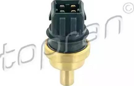 Topran 109 245 - Датчик, температура охлаждающей жидкости car-mod.com