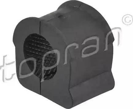 Topran 109 418 - Втулка стабилизатора, нижний сайлентблок car-mod.com