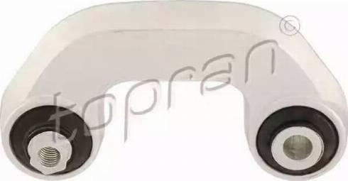Topran 109 670 - Тяга / стойка, стабилизатор car-mod.com