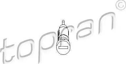 Topran 109719 - Цилиндр замка avtokuzovplus.com.ua