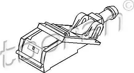 Topran 109764 - Распылитель воды для чистки, система очистки окон car-mod.com