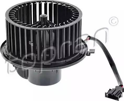Topran 109 898 - Вентилятор салона car-mod.com