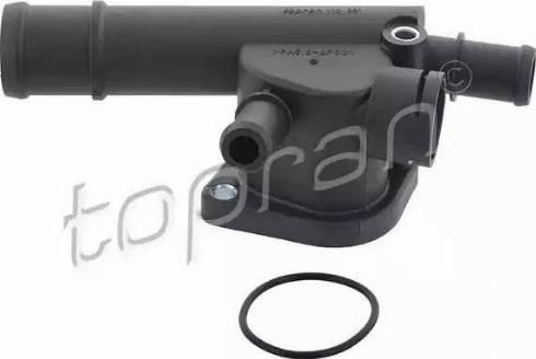 Topran 110 361 - Фланец охлаждающей жидкости car-mod.com