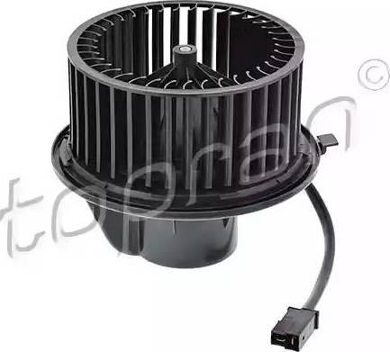 Topran 110 701 - Вентилятор салона car-mod.com