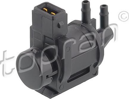 Topran 110875 - Переключающийся вентиль, заслонка выхлопных газов car-mod.com