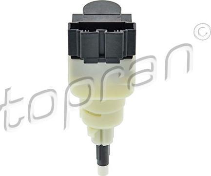 Topran 113 519 - Выключатель, привод сцепления (Tempomat) car-mod.com