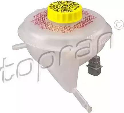 Topran 114009 - Компенсационный бак, тормозная жидкость autodnr.net