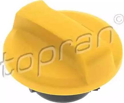 Topran 205 591 - Крышка, заливная горловина car-mod.com