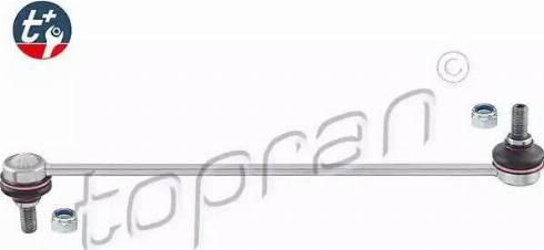 Topran 206 315 - Тяга / стойка, стабилизатор car-mod.com
