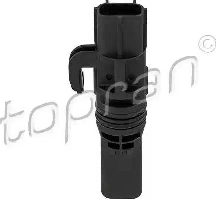 Topran 304287 - Датчик частоты вращения, ступенчатая коробка передач avtokuzovplus.com.ua