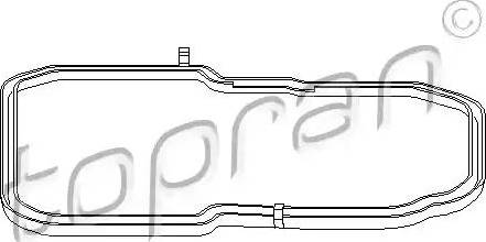 Topran 400132 - Прокладка, масляный поддон автоматической коробки передач car-mod.com
