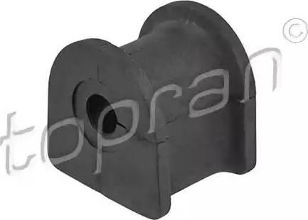 Topran 400 789 - Втулка стабилизатора, нижний сайлентблок car-mod.com