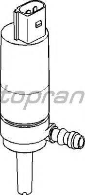 Topran 401028755 - Водяной насос, система очистки фар autodnr.net