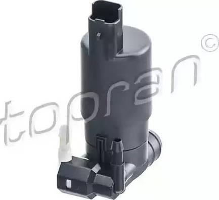 Topran 720299 - Водяной насос, система очистки фар car-mod.com