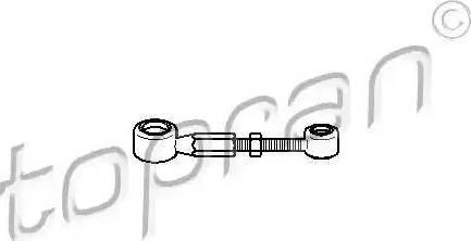 Topran 722 489 - Шток вилки переключения передач car-mod.com