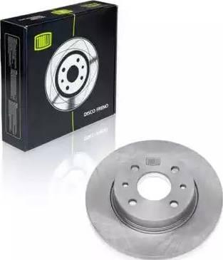 Trialli DF 115 - Тормозной диск autodnr.net