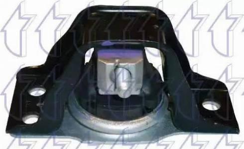 Triclo 365667 - Подушка, підвіска двигуна autocars.com.ua