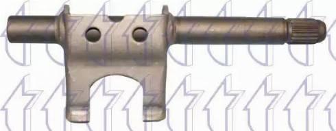 Triclo 624180 - Поворотна вилка, система зчеплення autocars.com.ua