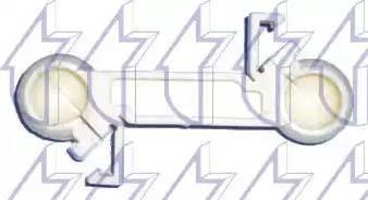 Triclo 633638 - Шток вилки перемикання передач autocars.com.ua