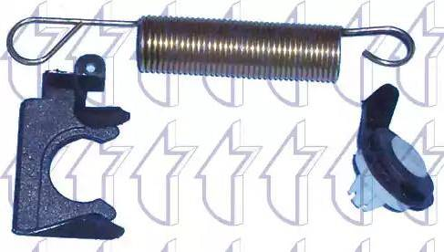 Triclo 635044 - Ремкомплект, рычаг переключения car-mod.com
