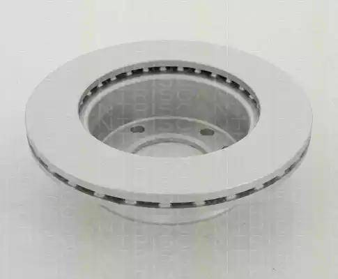 Triscan 8120 10169C - Тормозной диск autodnr.net
