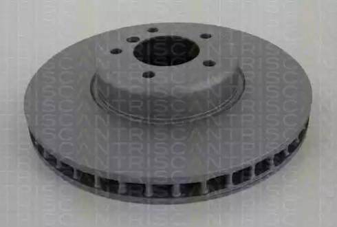 Triscan 8120 111033C - Тормозной диск autodnr.net