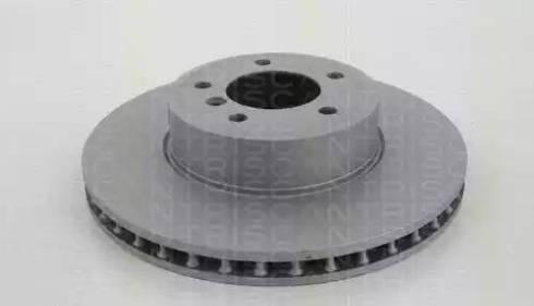 Triscan 8120 11158C - Тормозной диск autodnr.net