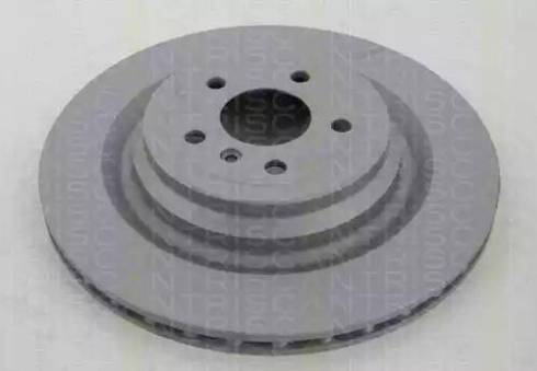 Triscan 8120 231049C - Тормозной диск autodnr.net