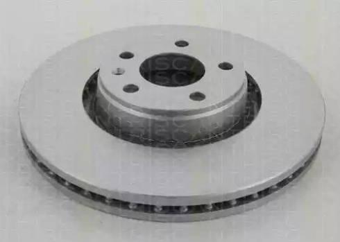 Triscan 8120 291005C - Тормозной диск autodnr.net