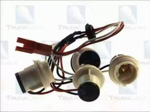Trucklight CASC001 - Кабельный комплект, основная фара avtokuzovplus.com.ua