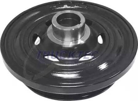 Trucktec Automotive 02.11.018 - Ременный шкив, коленчатый вал autodnr.net