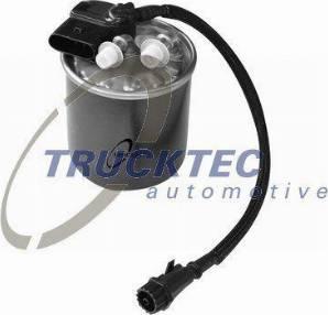 Trucktec Automotive 02.14.105 - Паливний фільтр autocars.com.ua