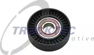 Trucktec Automotive 02.19.181 - Паразитный / ведущий ролик, поликлиновой ремень autodnr.net