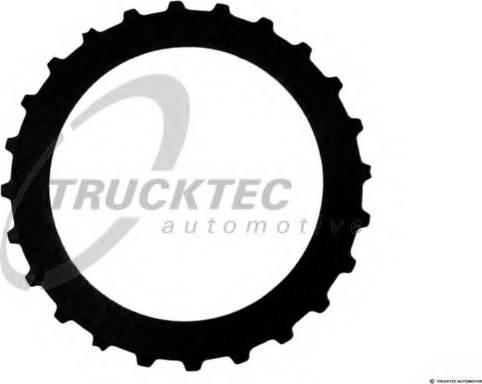 Trucktec Automotive 0225053 - Ламели, автоматическая коробка передач avtokuzovplus.com.ua