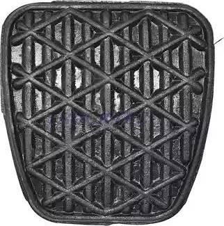 Trucktec Automotive 02.27.002 - Педальные накладка, педаль тормоз car-mod.com