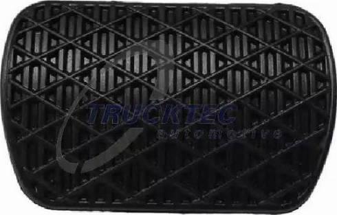 Trucktec Automotive 02.27.009 - Педальные накладка, педаль тормоз car-mod.com