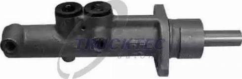 Trucktec Automotive 02.35.286 - Главный тормозной цилиндр autodnr.net