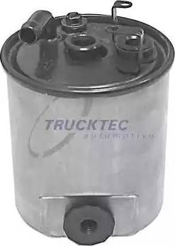 Trucktec Automotive 02.38.050 - Паливний фільтр autocars.com.ua