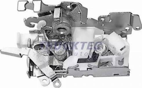 Trucktec Automotive 0253168 - Замок двери autodnr.net