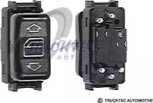 Trucktec Automotive 0258011 - Выключатель, стеклоподъемник car-mod.com
