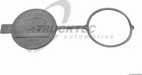 Trucktec Automotive 02.61.015 - Крышка, резервуар для воды car-mod.com