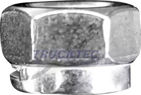 Trucktec Automotive 02.67.230 - Гайка car-mod.com