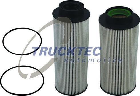 Trucktec Automotive 04.38.016 - Паливний фільтр autocars.com.ua