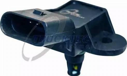 Trucktec Automotive 07.17.055 - Датчик, давление во впускной трубе car-mod.com