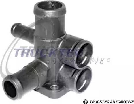 Trucktec Automotive 07.19.126 - Фланец охлаждающей жидкости car-mod.com