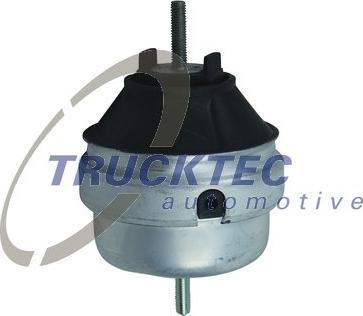 Trucktec Automotive 07.20.053 - Подушка, підвіска двигуна autocars.com.ua